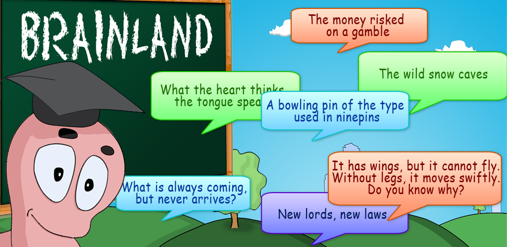 Brain Land - Logical game
