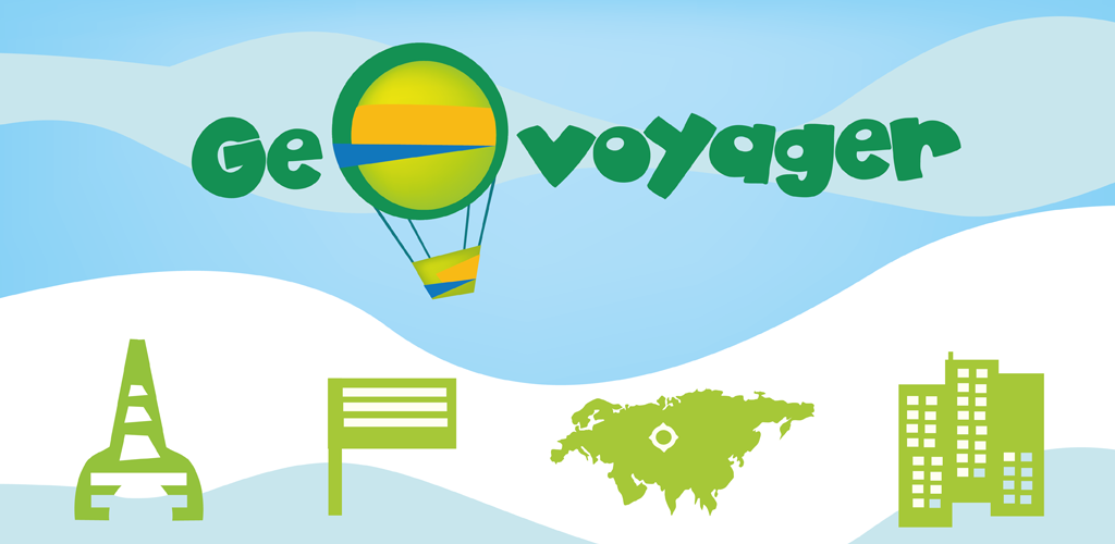 GeoVoyager - geography game